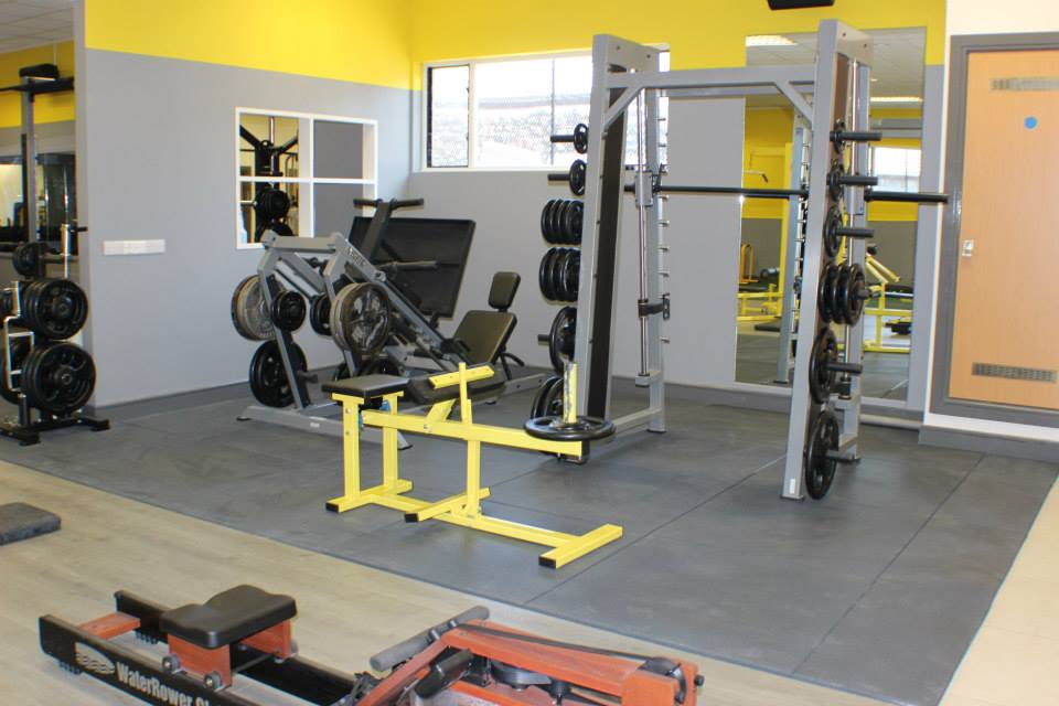 Just active fitness equipment ni