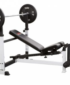 York FTS Olympic Combo Bench