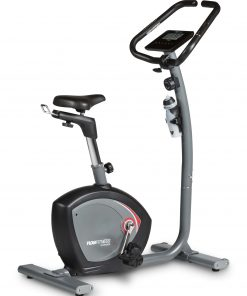 2020 Flow Fitness DHT500 Upright Bike