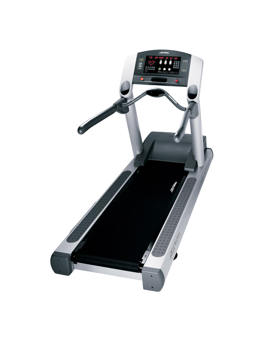 Life fitness ti secondhand used treadmill for sale