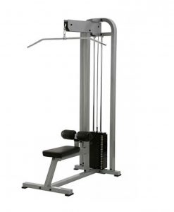 York STS Lat Pulldown Machine
