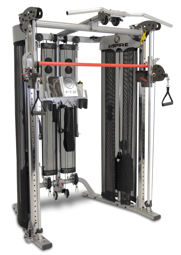 Inspire Ft2 Functional Trainer With Smith Machine