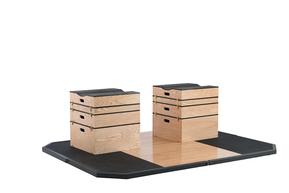 York STS Stackable Technique Box Set