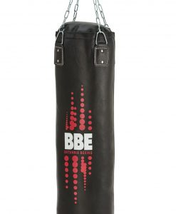 BBE CLUB Leather Punch Bag