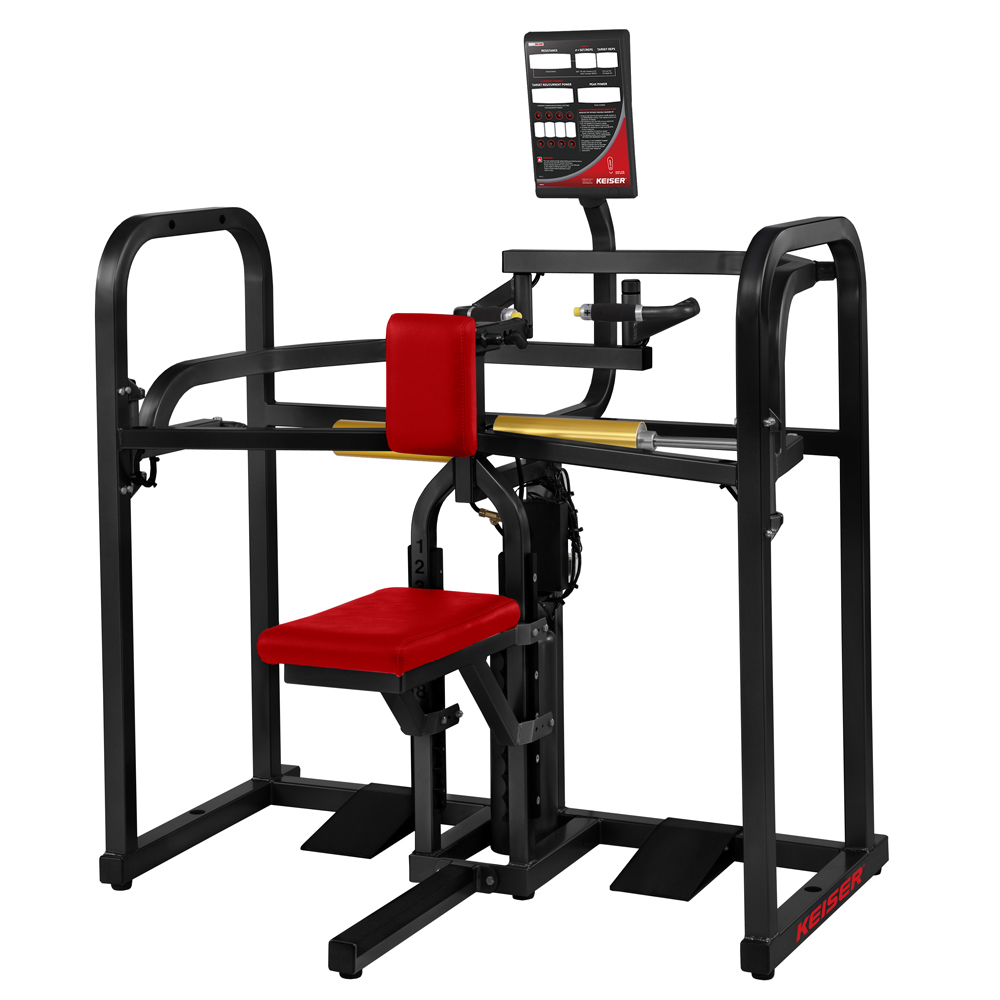 keiser air 350 biaxial upper back fitness equipment ni. Black Bedroom Furniture Sets. Home Design Ideas