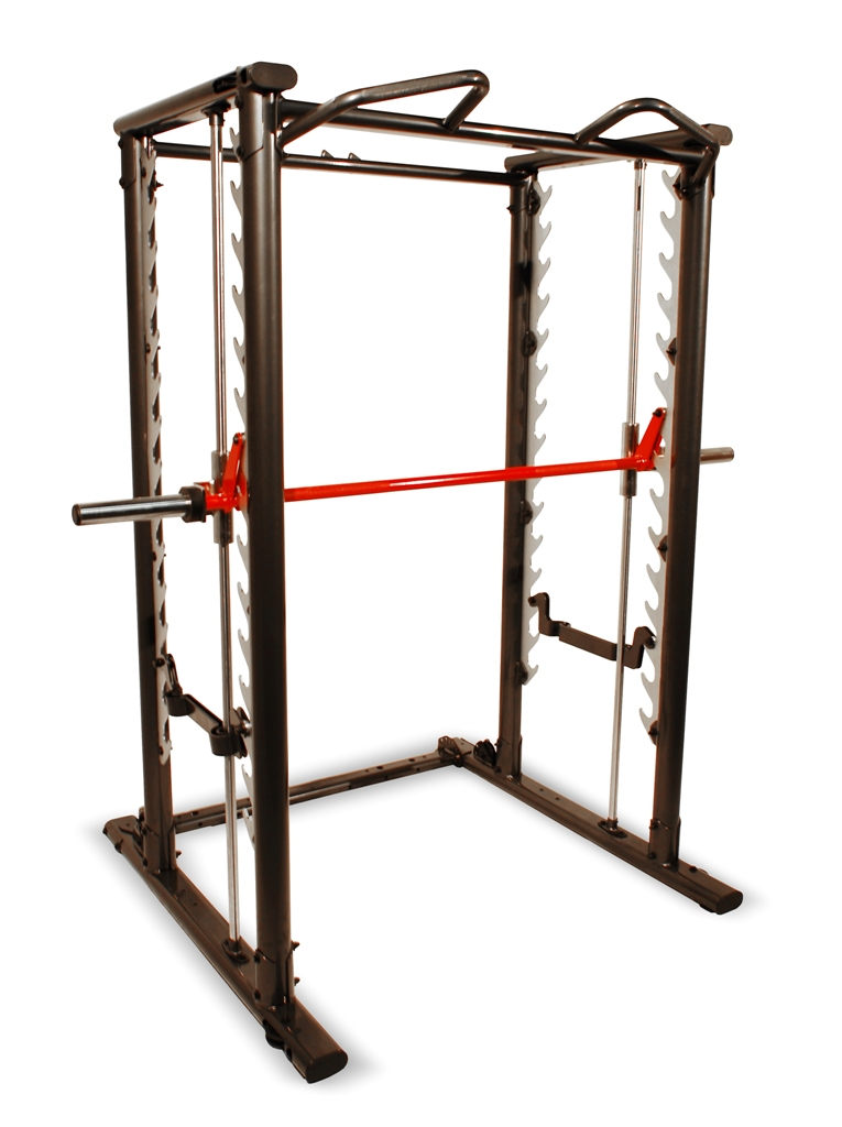 Inspire Power Rack With Smith Machine Combined Fitness