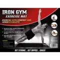 Iron Gym Exercise Mat with Comfort Surface