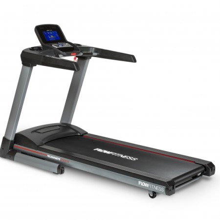 NEW Flow Fitness Runner DTM3500i Treadmill