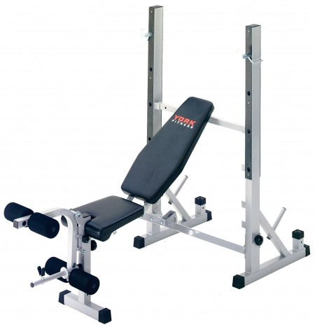 York 540 Weight Bench - 1