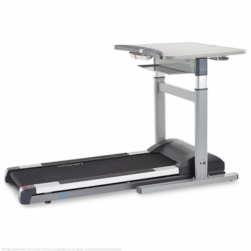 """LifeSpan TR500 DT7 with 38"""" Electronic Desk"""