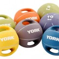York Medicine Balls With Handles