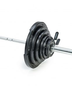 York 120KG Olympic Weight Set