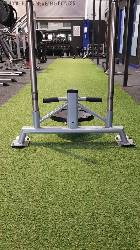 Artificial grass Prowler track