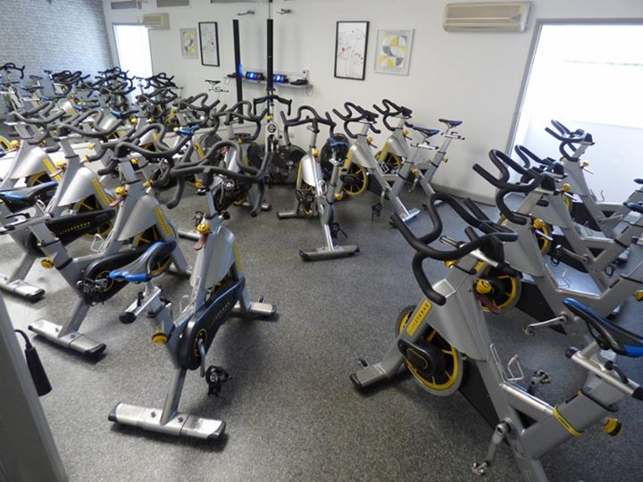 ab401ca491b7 We have 15 x Used Commercial Livestrong spin bikes for sale – £300 each. PM  us for details.