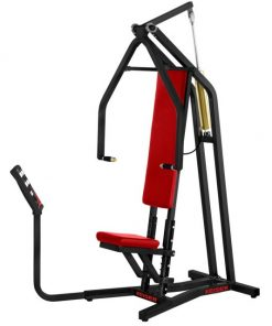 250 seated chest press