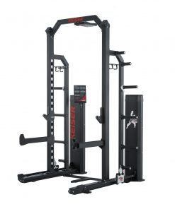 Keiser Short Half Rack