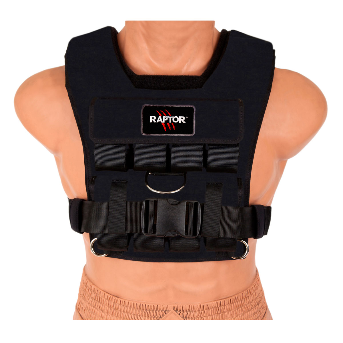 Raptor Tactical Weight Vest - 20KG