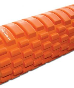 Tunturi Orange Foam Grid Roller