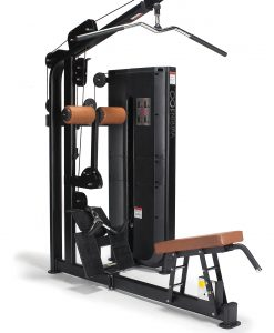 Endura Fitness PRO DUAL Lat Pulldown / Low Row