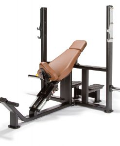 Endura Fitness PRO TRAIN Olympic Incline Bench