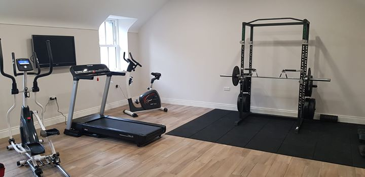Check out this fantastic home gym we delivered and installed last
