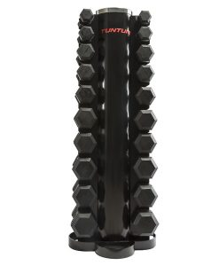 Tunturi Rubber Dumbbell