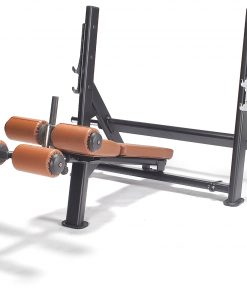 Endura Fitness PRO TRAIN Olympic Decline Bench