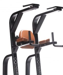 Endura Fitness PRO TRAIN Chin, Dip and Leg Raise