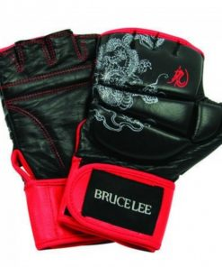 Bruce Lee Dragon Grappliing Gloves