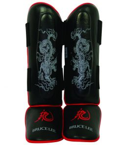 Bruce Lee Dragon Shin Guards