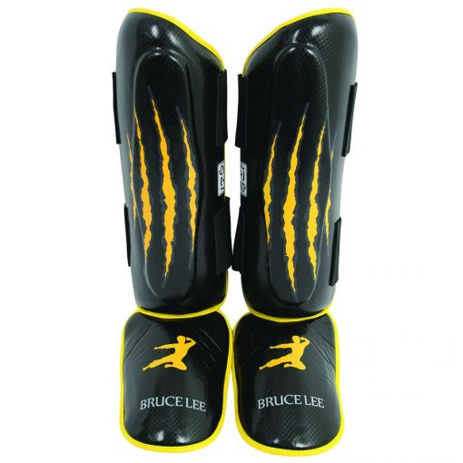 Bruce Lee Signature Shin Guards