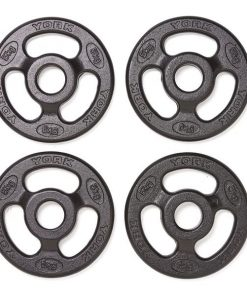York ISO-Grip Cast Iron PLates