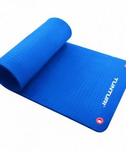 Tunturi Fitness Mat PRO in Blue