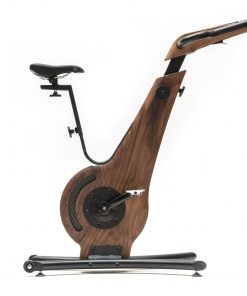 The NOHrD Bike in Walnut
